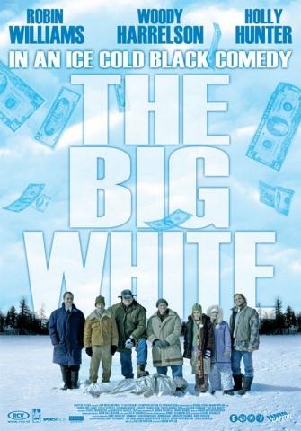 плакат фильма Большая белая обуза