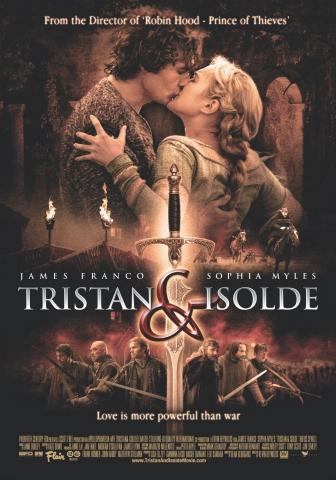 плакат фильма Тристан и Изольда