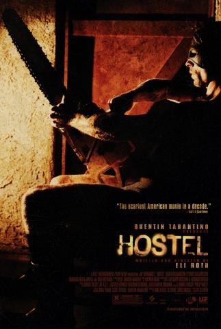 плакат фильма Хостел