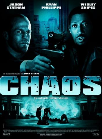 плакат фильма Хаос