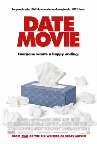 плакат фильма Киносвидание