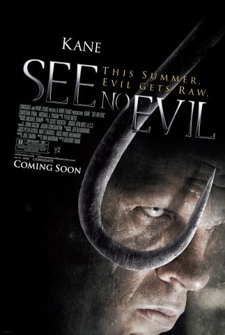 плакат фильма Не вижу зла