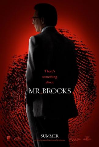плакат фильма Кто вы, мистер Брукс?