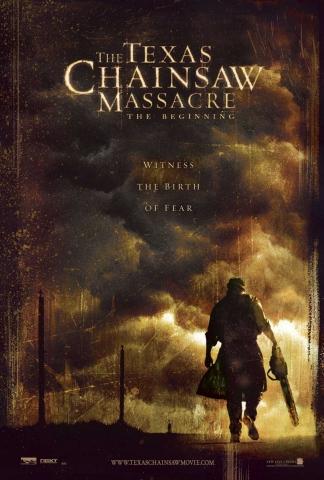 плакат фильма Техасская резня бензопилой: Начало