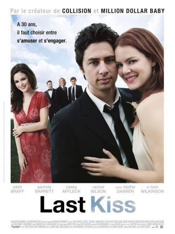 плакат фильма Прощальный поцелуй
