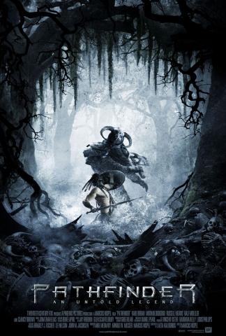 плакат фильма Следопыт