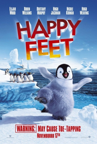 плакат фильма Делай ноги