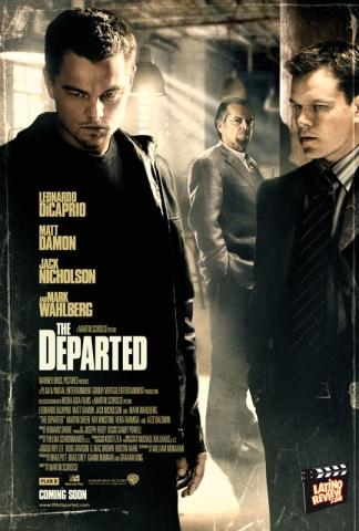 плакат фильма Отступники