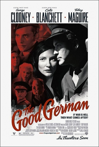 плакат фильма Хороший немец
