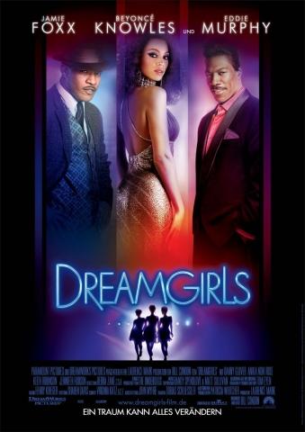 плакат фильма Девушки мечты