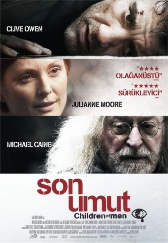 плакат фильма Дитя человеческое