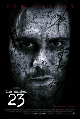 плакат фильма Роковое число 23