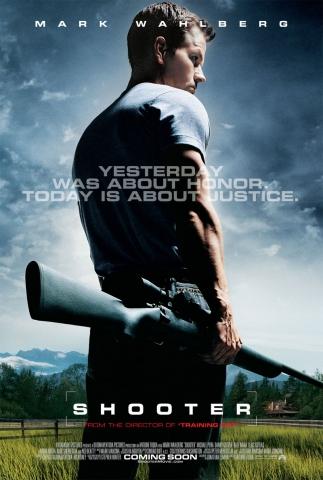 плакат фильма Стрелок