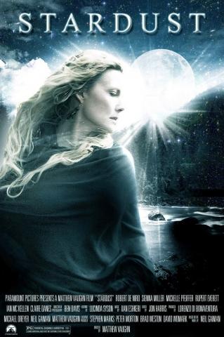 плакат фильма тизер Звездная пыль