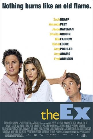 плакат фильма Экс-любовник