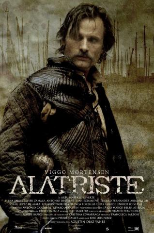 плакат фильма Капитан Алатристе
