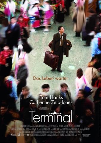 плакат фильма Терминал