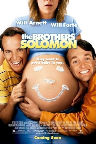 плакат фильма Братья Соломон