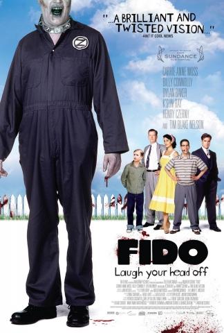 плакат фильма Зомби по имени Фидо
