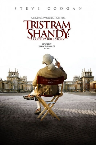 плакат фильма Тристрам Шенди: история петушка и бычка