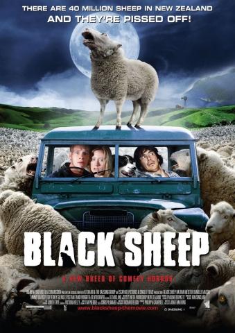 плакат фильма Паршивая овца