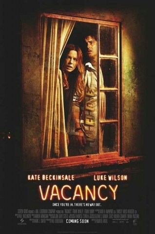 плакат фильма Вакансия на жертву