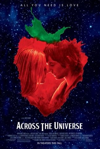 плакат фильма Через вселенную