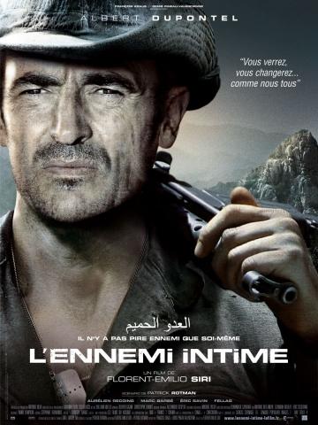 плакат фильма Близкие враги