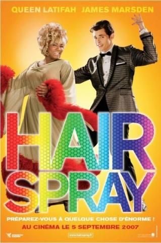 плакат фильма Лак для волос Куин Латифа, Джеймс Марсден,