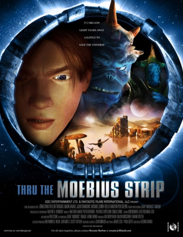 плакат фильма Звездная битва: Сквозь пространство и время