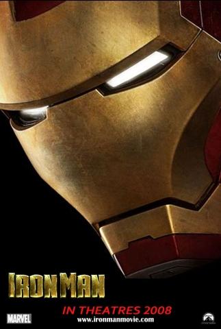 плакат фильма Железный человек