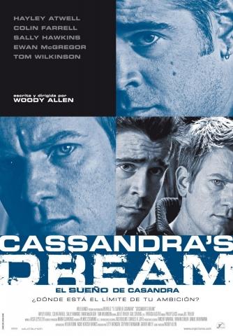 плакат фильма Мечта Кассандры