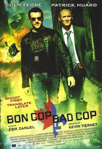 плакат фильма Плохой хороший полицейский
