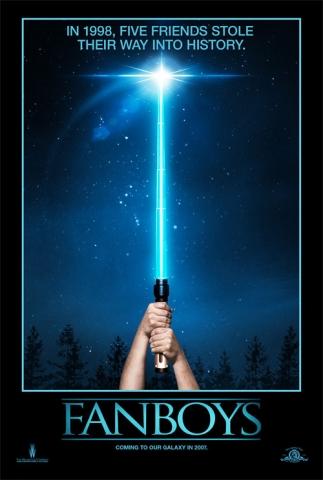 плакат фильма Фанаты