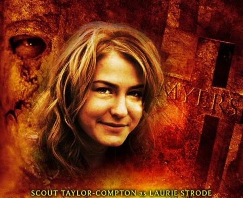 плакат фильма Хэллоуин 2007