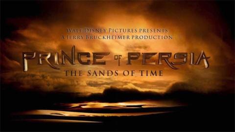 плакат фильма Принц Персии: Пески времени