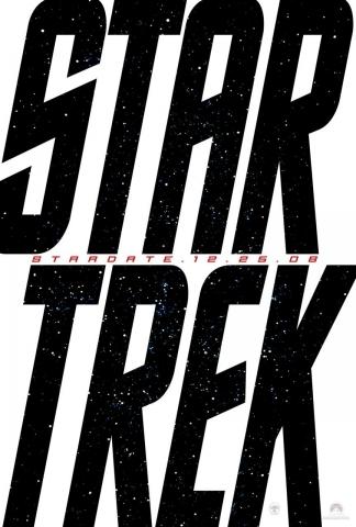 плакат фильма Звездный путь