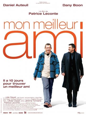 плакат фильма Мой лучший друг
