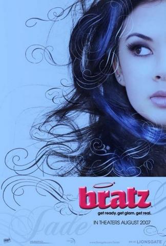 плакат фильма Bratz: Уже не куклы!