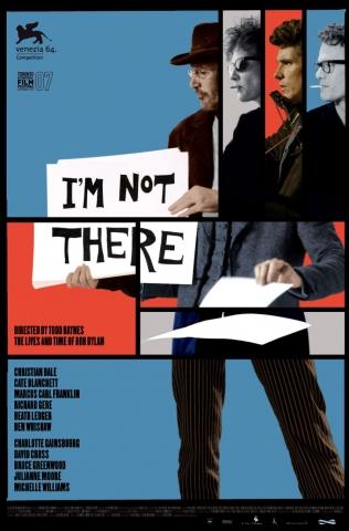 плакат фильма Меня там нет