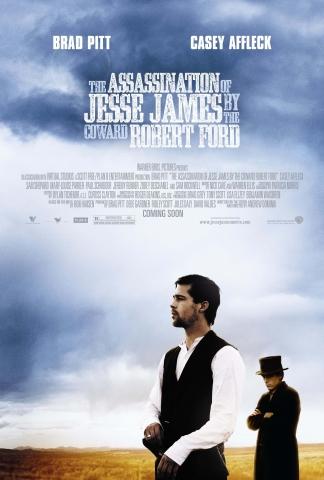 плакат фильма Как трусливый Роберт Форд убил Джесси Джеймса