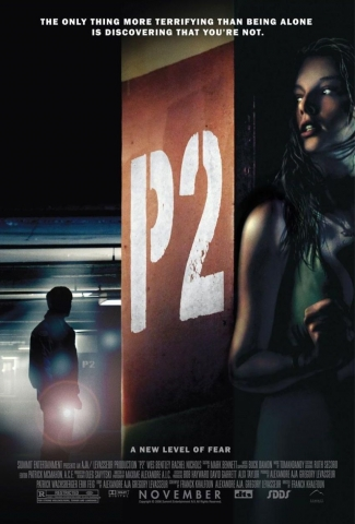 плакат фильма Парковка