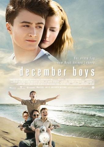 плакат фильма Декабрьские мальчики