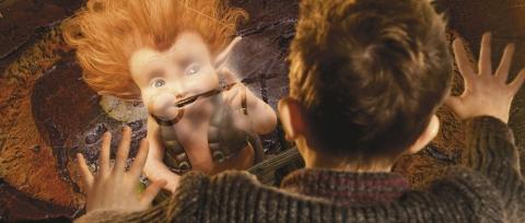 кадр №2916 из фильма Артур и минипуты