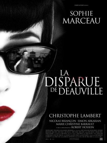 плакат фильма Пропавшая в Довиле