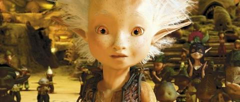 кадр №2918 из фильма Артур и минипуты