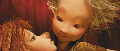 кадр №2921 из фильма Артур и минипуты
