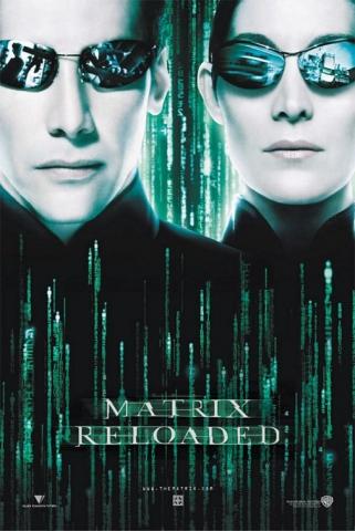 плакат фильма Матрица: Перезагрузка