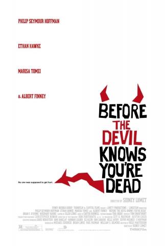 плакат фильма Игры дьявола