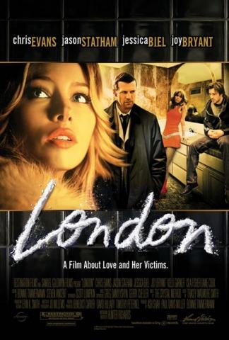 плакат фильма Лондон